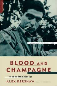 Capa - Blood and Champagne