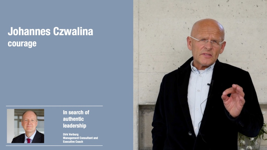 Interview Leadership Johannes Czwalina