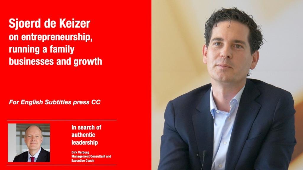 Interview Leadership Sjoerd de Keizer